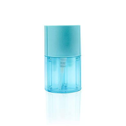 Reisflessen Lekvrij Cosmetische Make-up Reisaccessoires voor Shampoo Conditioner Blauw