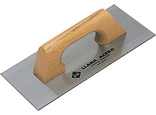 Rubi 65950 Truelle en acier trempé Noir 30 cm