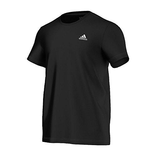 adidas Herren T-shirt Sport Essentials, schwarz/weiß, XL, S17643