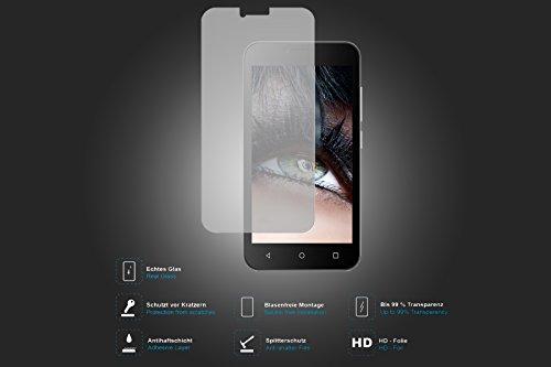 mtb more energy® Schutzglas für Huawei Y5 und Y560 - Tempered Glass Protector Schutzfolie Glasfolie - 2