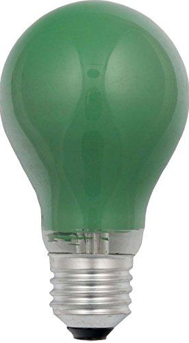 Scharnberger + Hasenbein SCHR Glühlampen 230V 15W E27 grün, 15 W