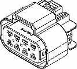 Automotive Connectors 8P Fem Blk Conn Assy GT 280 Series 25Amps (5 pieces)
