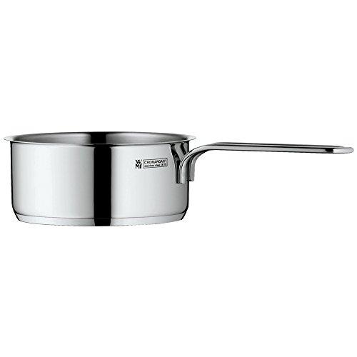 WMF Mini - Cazo de Ø10cm y 0,5 litros, cromargan acero inoxidable publido, apto para todo tipo de cocina incluido inducción