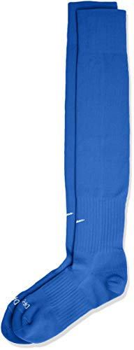 Nike U NK Classic II Cush otc-team Unisex Socken, Mehrfarbig (Royal Blue / White), 38-42 (Herstellergröße : M)