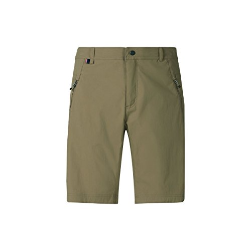 Odlo Herren WEDGEMOUNT Shorts, Lead Gray, 54