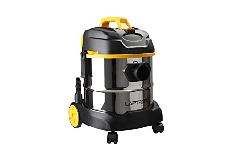 Wet and Dry Vacuum Vac Cleaner Hoover 20ltr 1400w Stainless Steel