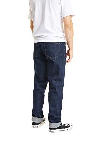 BRIXTON 34-30 Pantalon de Sport pour Homme Indigo 5 PKT Denim