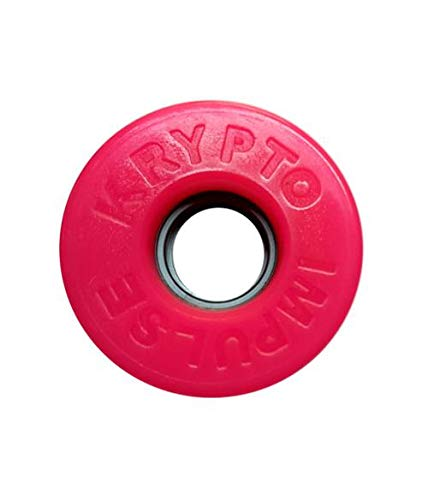 Kryptonics Des Rad Roller Impulse 62-78 1 Stück Schlittschuhe Unisex Erwachsene, Unisex-Erwachsene, 0017073, Rosa (Rosa), 62/78