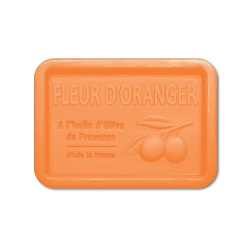 DEU Esprit Provence Orange Provence Jabón y aceite de oliva perfumado con DOP - 1 x 120 gramos