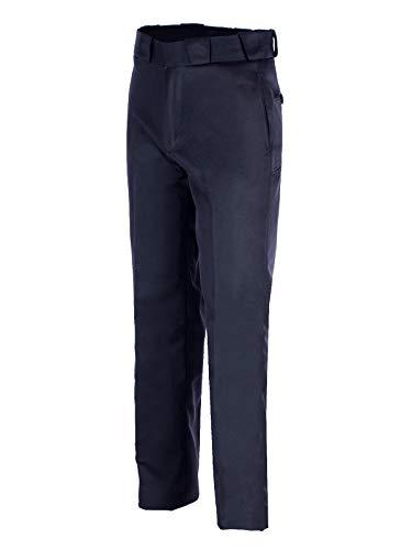 Tact Squad Calça masculina de poliéster e elástico com 6 bolsos, Azul marino, 33xUL