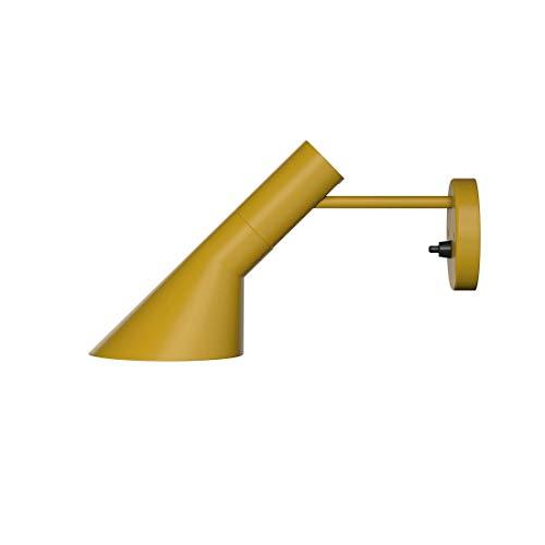 Louis Poulsen AJ wandlamp, okergeel