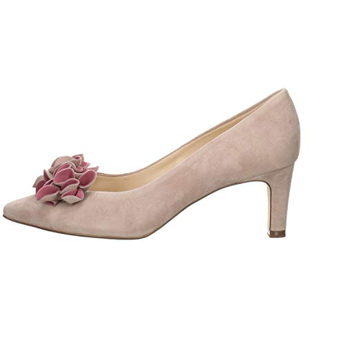 Peter Kaiser Damen Pumps Marel Velour rosa Gr. 41
