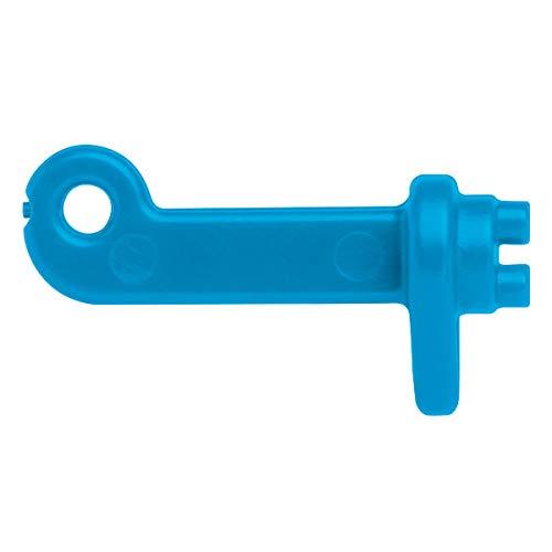 Cuchillo de seguridad accesorios, tornillos de seguridad para llaves