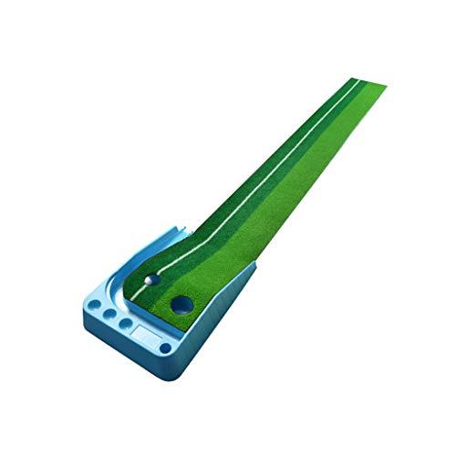 ZfgG Kunstmatige Golf Mat Gras Mat | Buitenkant Tapijt | Geschikt voor Balkon, Terras & Tuin Groen - 300 * 30cm