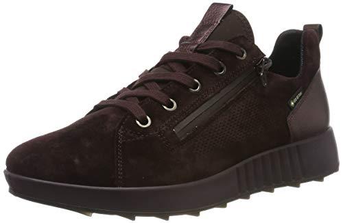 Legero Damen Essence Gore-Tex Sneaker, Rot (Amarone (Rot) 59), 41 EU