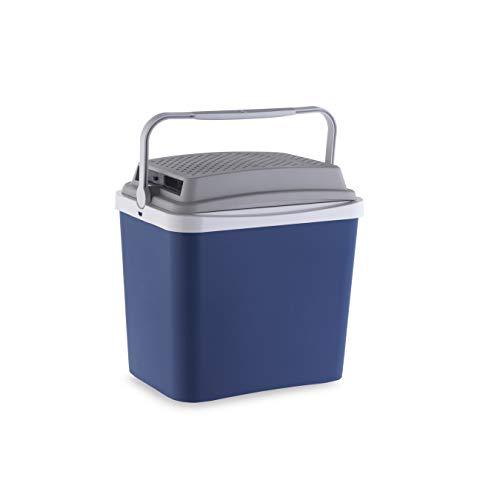 Campos | Elektrische Kühlbox 12 V Warm oder Kalt mit 24 Liter Fassungsvermögen | Hergestellt in Spanien