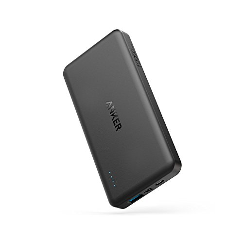 Anker PowerCore II Slim 10000 (Power IQ 2.0搭載 大容量モバイルバッテリー) iPhone & Android各種対応