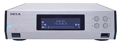 DELAミュージックライブラリーN100(型番:N100-H10-J)
