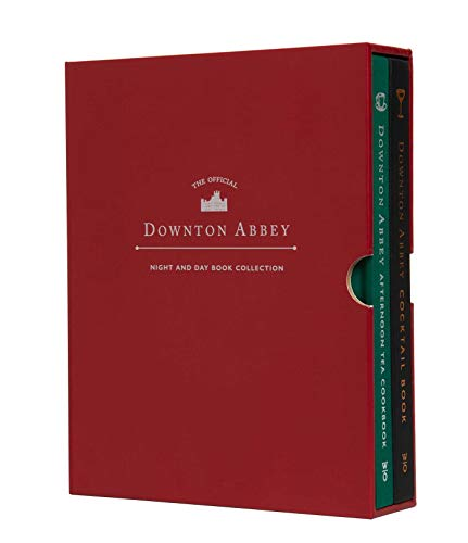 The Official Downton Abbey Night and Day Book Collection (Cocktails & Tea):   The Official Downton Abbey Afternoon Tea Cookbook   The Official Downton ... Fans of Downton Abbey   Downton Abbey Cookery