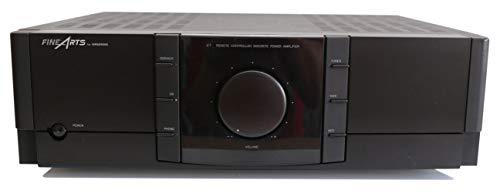 Grundig Fine Arts V1 Stereo Verstärker in schwarz