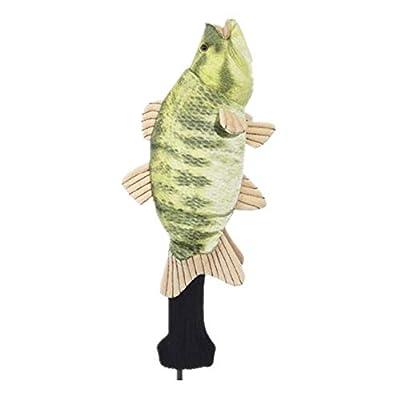 Nobrannd Golf Holzkopfhüllen Fischform