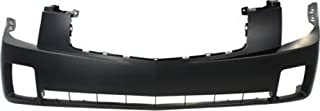 Crash Parts Plus Primed Front Bumper Cover Replacement for 2003-2007 Cadillac CTS