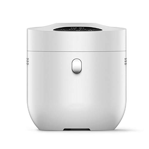 DBM-CXG 1.6L New Model Smart Small Portable Travel Electric Cordless Low Sugar Mini Rice Cooker Multi Function Electric Cooker, Suitable for Family and Travel