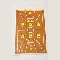 15枚セット バスケ グラシアス バスケットボールがたくさん オリジナルビニール袋