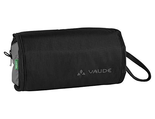 Vaude Unisex Adults Wash Bag M, black, M