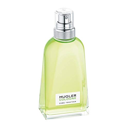Thierry Mugler Cologne Come Together for Unisex Eau de Toilette Spray, 3.4 Ounce