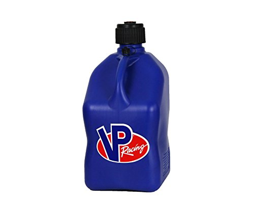 VP Racing Fuels 3534 Blue Square Motorsport Container (Case of 4)