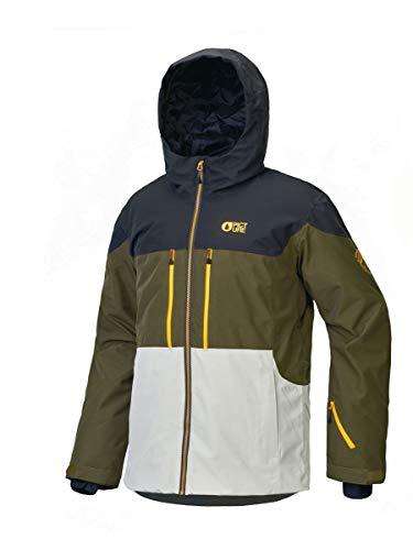 Picture Object Jacket MVT212 Herren-Snowboardjacke Kaki Gr. S