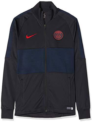 Nike Herren Herrenjacke PSG NK Dry Strk TRK JKT K L grau