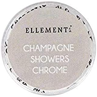 Ellement Co. Regular Chrome Powdersilver Champagne Showers