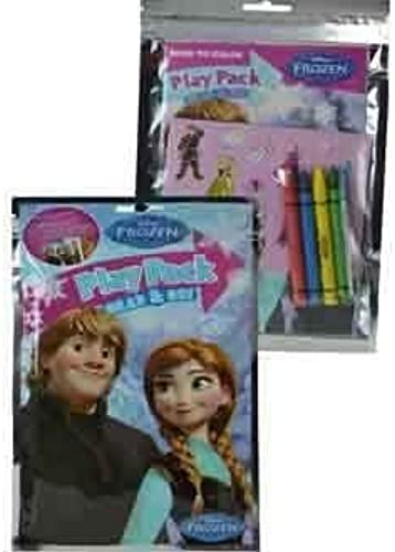 muchas concesiones Disney Frozen Grab N Go Play Pack Pack Pack [7 Retail Unit(s) Pack] - 10773 by UP  entrega rápida