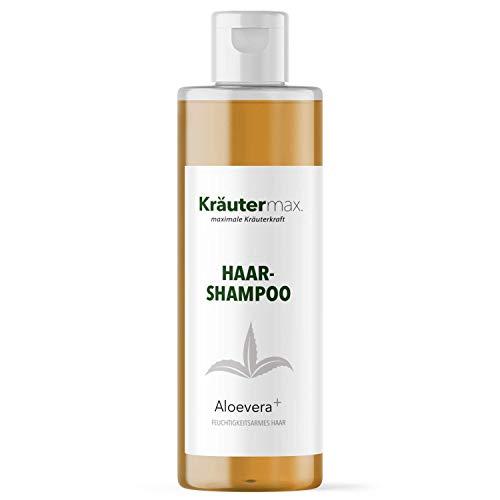 Aloe Vera Shampoo Haare Kräuter Extrakt Haarshampoo für Haarpflege 1 x 250 ml