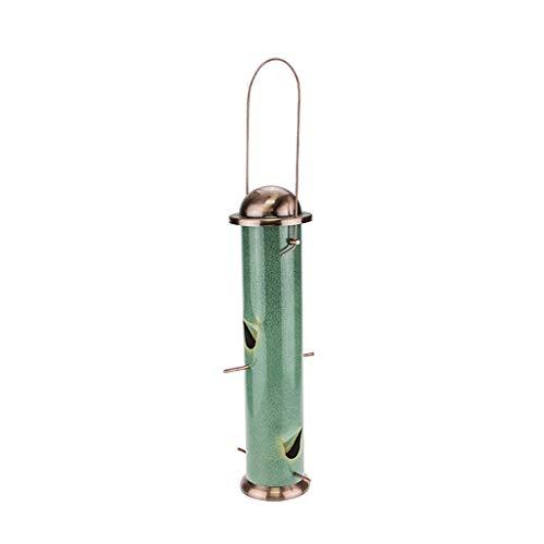 JXXDDQ Fournitures pour Oiseaux Pluie d'extérieur, Chargeur Automatique, Balcon, ornemental
