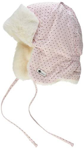 Sterntaler Baby Mädchen Fliegermütze Bomber Hat, rosa, 45 EU