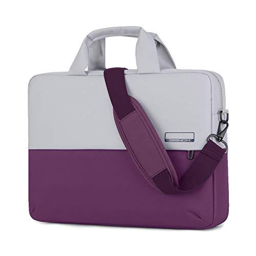 Laptop Case Bag Tablet Shoulder Bag 13/14/15inch Messenger Bag Shockproof Laptop Sleeve Case for Women&Men Handbag for MacBook