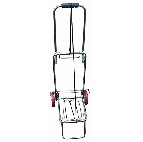 Generic ** e Carro de pesca Carro de equipaje Carro de pesca Carro ng Trolley Sa olley Sack Plegable Maleta Carro Portátil