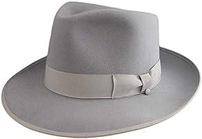 Chapeau Fedora Johnny replica qualité supérieur gris clair