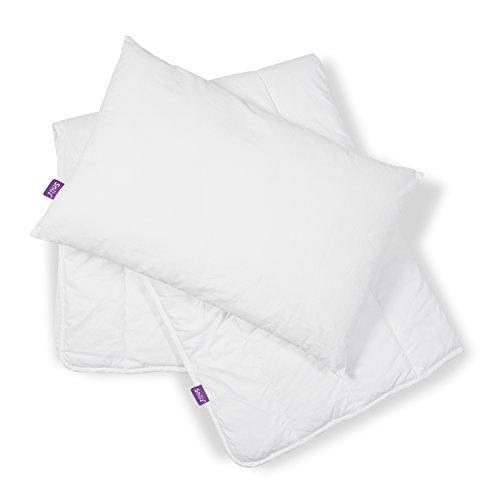 Snuz Cot Duvet and Pillow Bundle 4.0 Tog