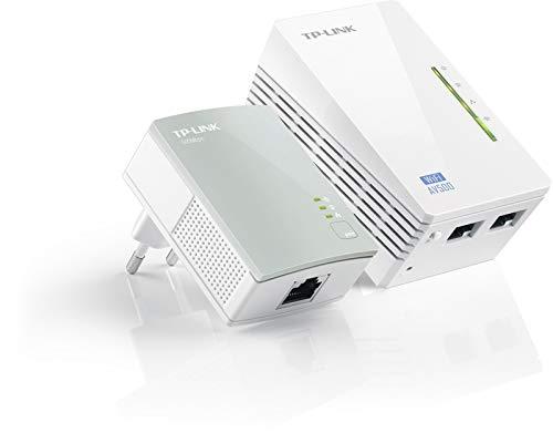 Kit di 2 CPL 500Mbps WiFi N TP-LINK - TL-WPA4220KIT