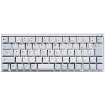 PFU HHKB Professional JP Type-S 日本語配列/白 PD-KB420WS