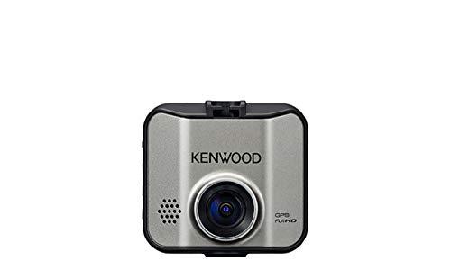 KENWOOD(ケンウッド) ドライブレコーダー 広角で明るいF1.8レンズを搭載 高画質と高機能を両立したスタンダードタイプ DRV-350-S(シルバー)