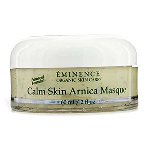 Eminence Organic Skincare Calm Skin Arnica Masque for Rosacea Skin, 2 Fluid Ounce