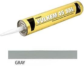 Tremco 45SSL Vulkem Polyurethane Semi-Self Leveling Sealant, Gray