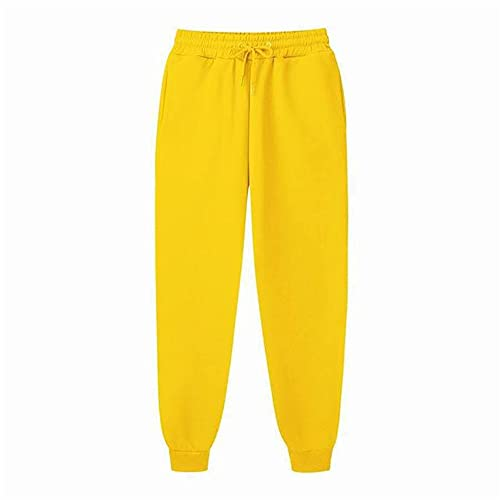 N\P Pantalones Masculinos Pantalones Casuales Pantalones Jogger Color Casual Gimnasios Fitness Entrenamiento