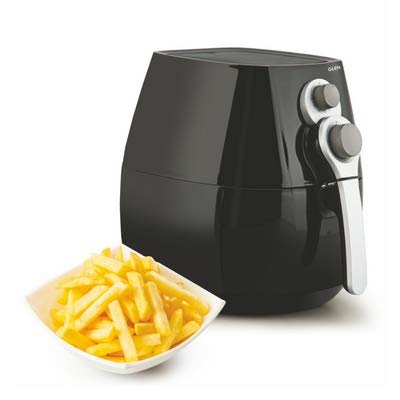 Glen Rapid Air Fryer 3043 1350w Black, 3.2 Litre