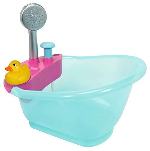 Simba 105560123 New Born Baby bañera muñeca bañera